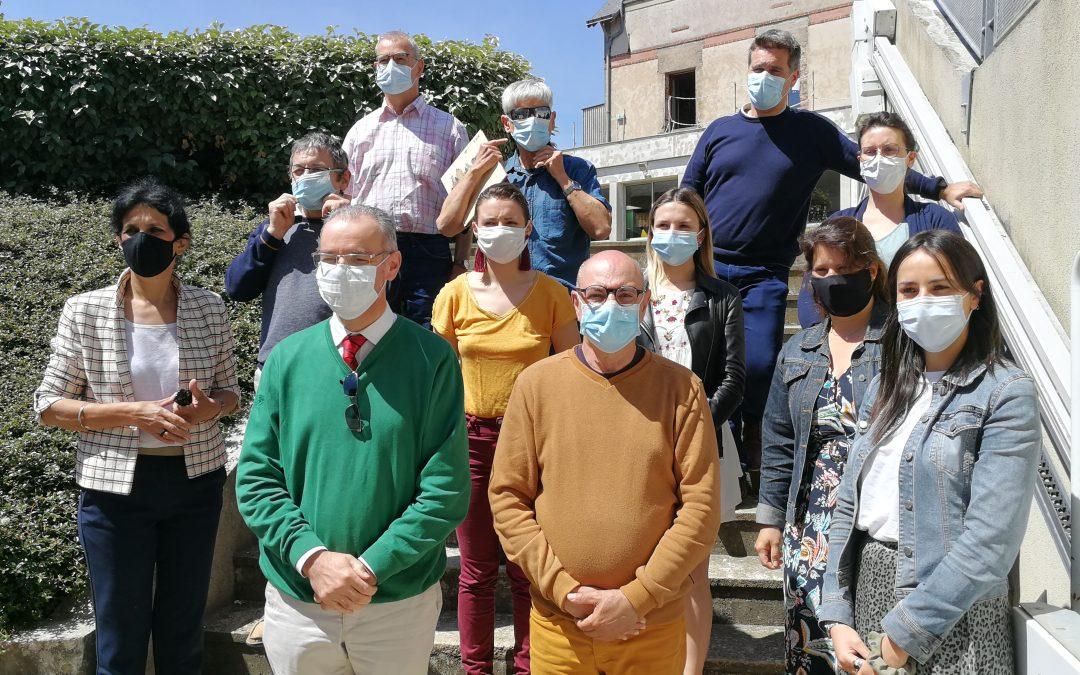 International et Solidarité Projet PATAMIL ASIE, Association de Solidarité Internationale et d'Education Chine-Inde-Ouzbékistan Lycée Franz STOCK Chartres-Mignières